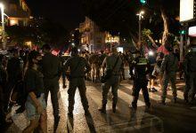 Photo of הבוקר, נעצר צעיר בן 22 מקריית ים שתקף אמש מפגינה במרכז חורב בחיפה