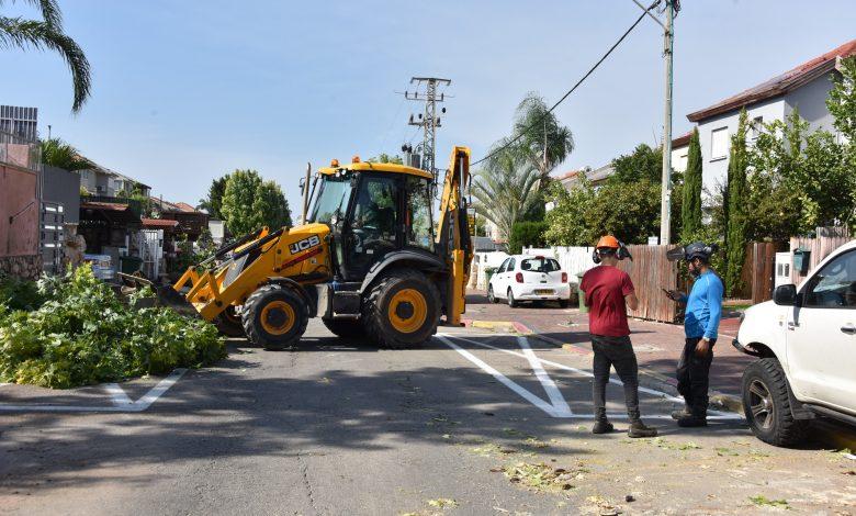 Photo of עיריית קריית אתא מבצעת עבודות תשתית ושדרוג בכל רחובות שכונת גבעת רם