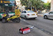 Photo of אישה כבת 30 נפגעה מאוטובוס ברחוב החלוץ בחיפה. סובלת מפגיעת ראש