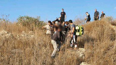 Photo of צנחן כבן 30 נפל והתרסק בשטח פתוח בחוף הכרמל. מצבו קשה
