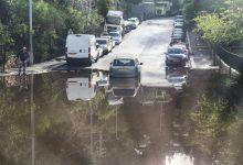 Photo of המשטּרה סגרה כעת מספר כבישים באזור חיפה בשל הצפות